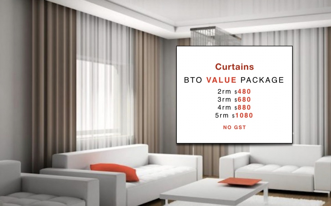Curtains Value Package (Free Day Curtain For Hall)